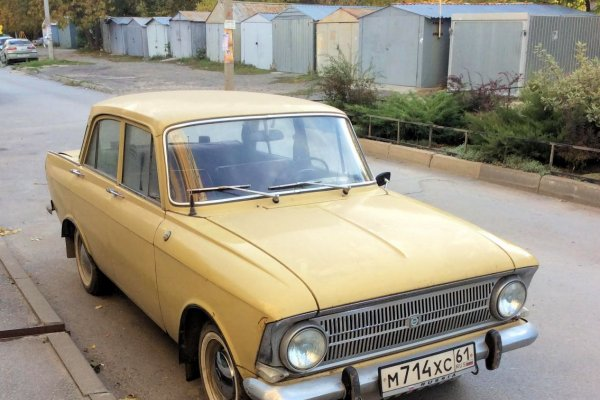 IZH-Moskvich 412IE-1980