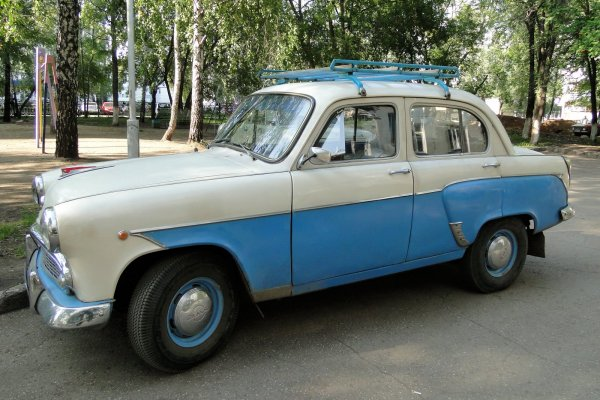 Moskvich-407 1958