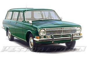 GAZ-24 Volga Break