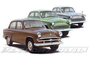 Moskvich-402, Moskvich-407, Moskvich-403
