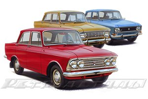 Moskvich-408, Moskvich-412, Moskvich-2140