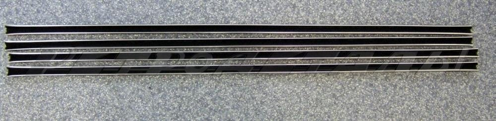 Gutters of the lowering GAZ-M20 glasses