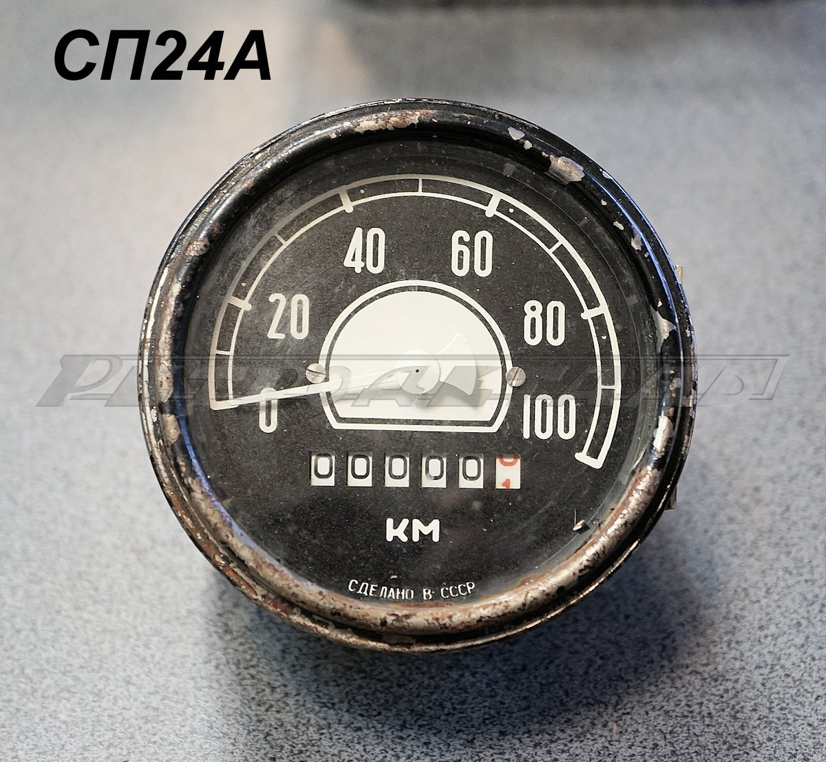 SP24A speedometer