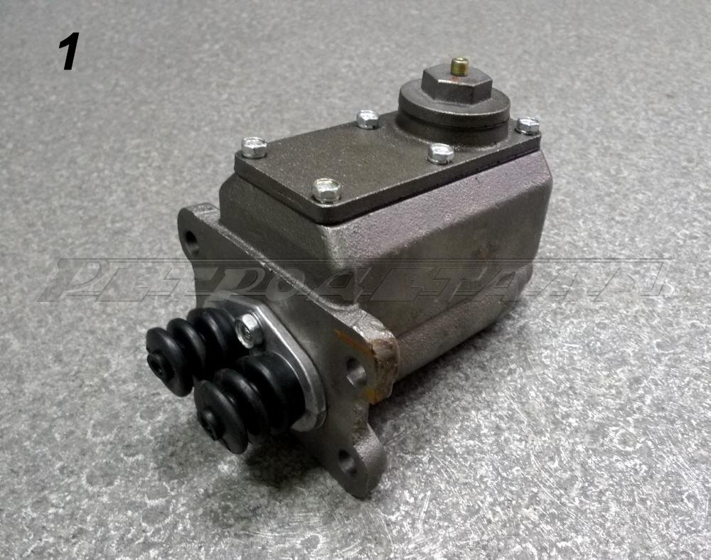 The main cylinder of the brake and clutch GAZ-21