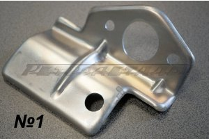 Heat shield for carburetor GAZ-21