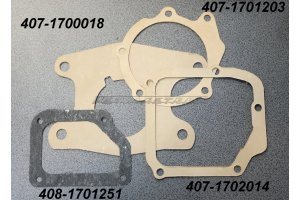 Set of gaskets for repair of the check point Moskvich-408, Moskvich-412, Moskvich-2140