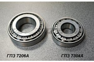 Front wheel hub bearings Moskvich-408, Moskvich-412, Moskvich-2140