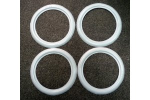 Whitewalls for bikes