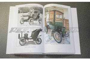 Cars of France of the XIX century. Brief encyclopedia. 1 part. AK