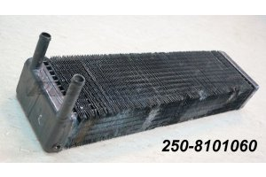 Radiator of a heater KRAZ-250