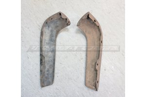 Lower parts of the front bumper GAZ-21