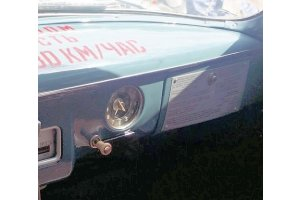The plate for GAZ-21T cars (Taxi)