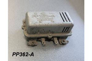 Relay PP362A regulator