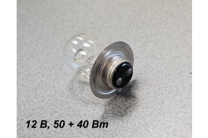 Headlight lamps with base 22 mm