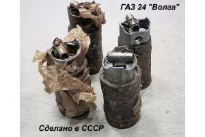 GAZ-24 piston group