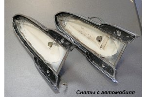 Cases of back lamps GAZ-13