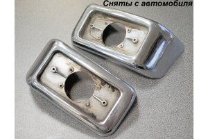 Cases of sidelights GAZ-21 2 series