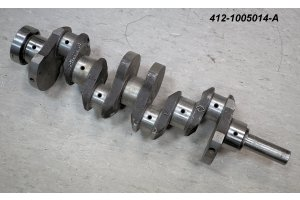 Crankshaft Moskvich-412
