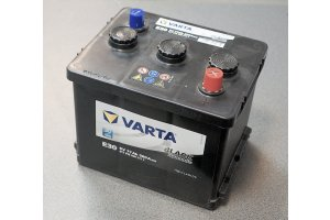 Battery Varta 6 Volt, 77 Ah
