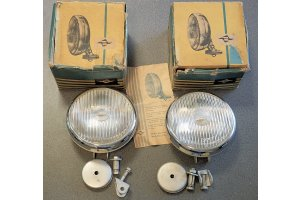 Fog lights produced in the GDR