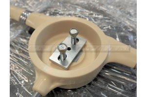 GAZ-21, GAZ-24 steering wheel remover