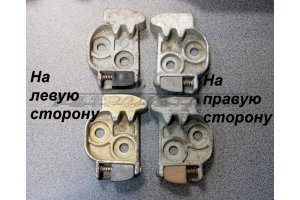 Mate door locks GAZ-21