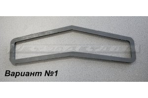 Sealant hatch ventilation front GAZ-M20, GAZ-69