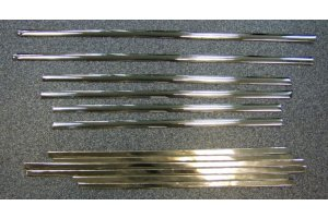 GAZ-12 window sill moldings