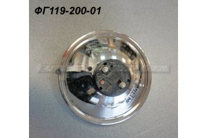 Optical element for fog lights