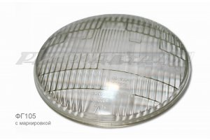 Glass headlamps ФГ105, ФГ140