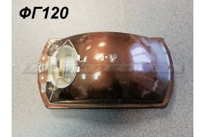 Optical fog light  FG-120V optical element