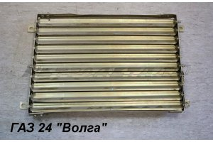 Blinds of a radiator GAZ-24