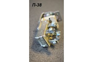 Central light switch P-38 for GAZ-21 and ZAZ-968