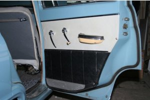 GAZ-21 door linings