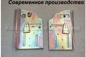 Guards side radiator GAZ-21