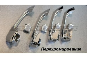 Outside door handles GAZ-21