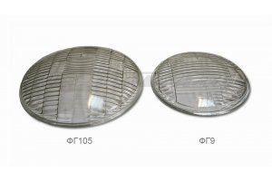 FG9 headlamp glass for ZAZ-965