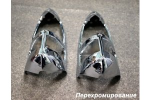 Facing the rear light GAZ-21 1-2 series