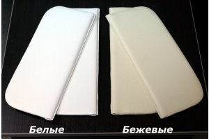 Sun visors GAZ-21 3 series fabric