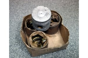 Pistons Moskvich-407, Moskvich-408