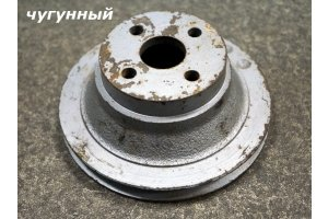 Pulley fan water pump GAZ-21