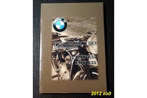 Operating instructions for the BMW R35 and EMW R35 motorcycle, 1947 - 2012