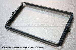 Battery mounting frame