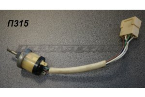 Switch operation of the windshield wiper and washer P315 GAZ-24
