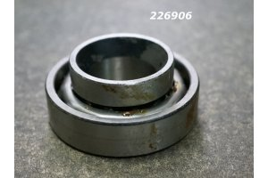 Front wheel hub bearings GAZ-M20, GAZ-21
