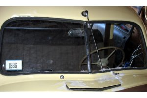 GAZ-M20 front and rear window seals