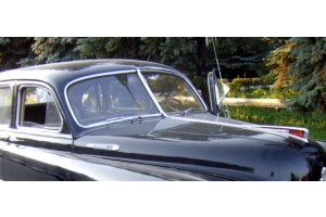 GAZ-12 front and rear window seals