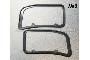 Gaskets for GAZ-21 sidelights 2 series