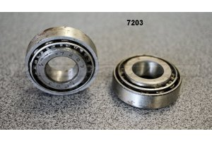 Wheel hub bearings ZAZ-965