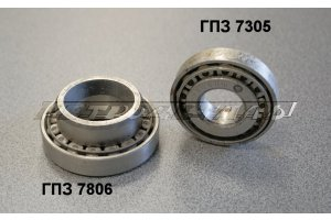 Front wheel hub bearings GAZ-21 3 series, GAZ-24